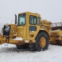 Used 627F scrapers for sale in Saskatchewan