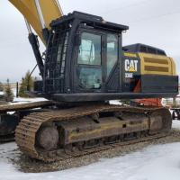 Used Caterpillar 336 size excavator for sale in Edmonton, Calgary