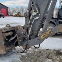 Used Volvo EC220DL excavators for sale in Edmonton, Calgary