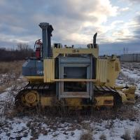 Used Komatsu dozer pipelayers for sale in AB, BC, SK
