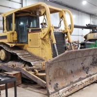 Used Cat D7R dozer for sale in Regina, Estevan, Weyburn