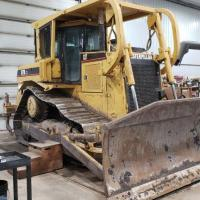 Used D7 bulldozers for sale in Sask