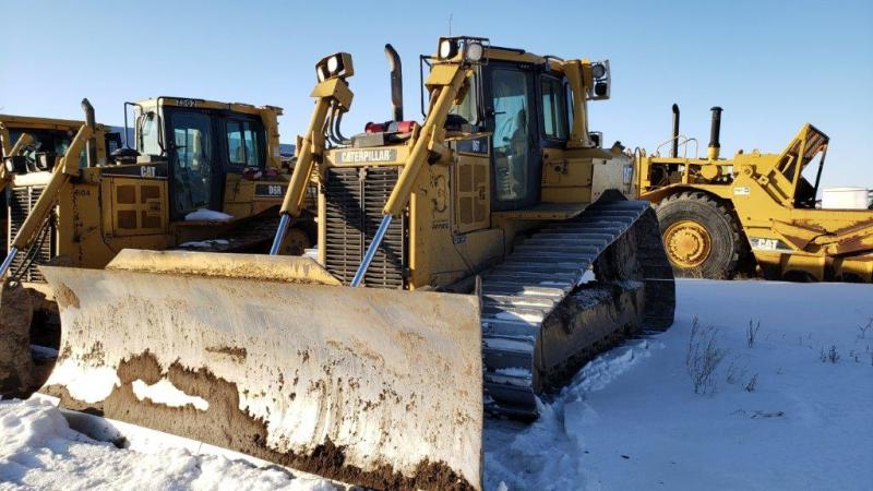 Used D6T dozers for sale in SK