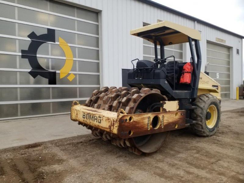Used Bomag BW177 packer for sale in SK
