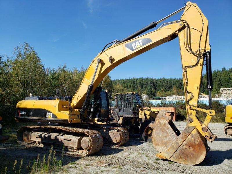 Used Cat 336DL excavator for sale in BC
