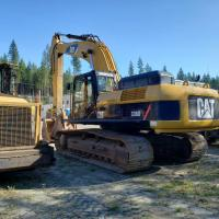 Used Cat 336 excavator for sale in Western Canada