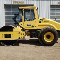 "84"" smooth drum roller for rent in Sask"