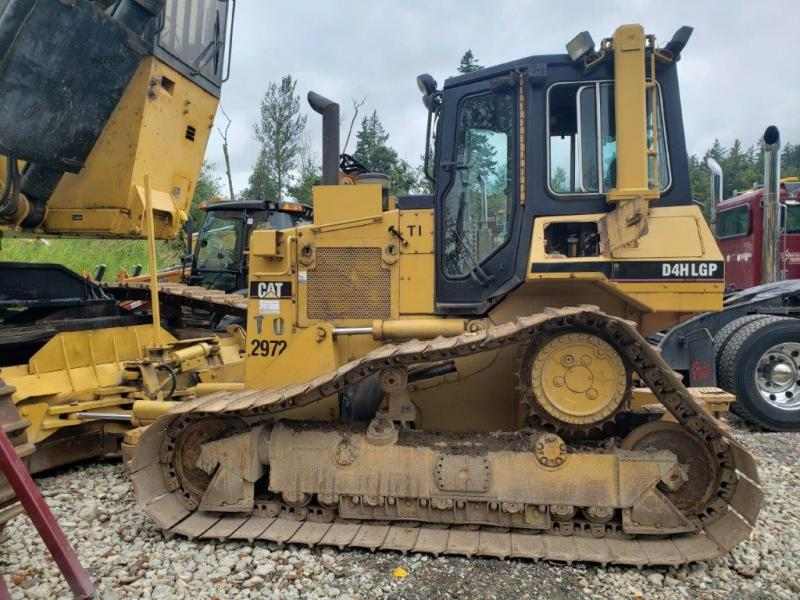Used D4H dozer for sale in BC, AB