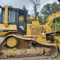 Old Caterpillar dozers for sale in British Columbia