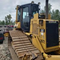 Used Caterpillar D4H LGP dozers for sale in BC