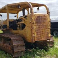Used Caterpillar D8H dozer for sale in Western Canada