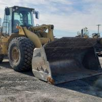 Used Cat 972G wheel loaders for sale in Winnipeg, Regina, Saskatoon