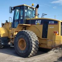 Used Caterpillar loaders for sale in Manitoba, Saskatchewan
