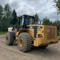 Used Cat IT62G wheel loader for sale in BC