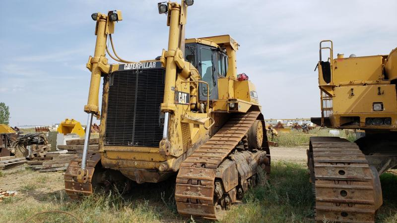 Used D10 dozer for sale in SK, AB, BC