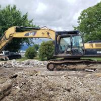 Used Caterpillar 324 size excavator for sale