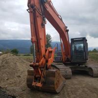 Used Hitachi excavators for sale