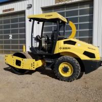 Soil compactor rentals in SK, MB, AB, BC, ND