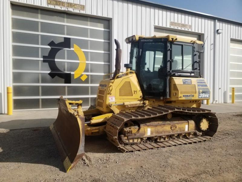 Used Komatsu D39 dozer for sale in SK