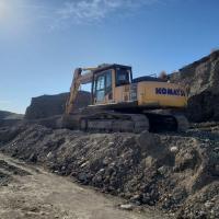 Komatsu 27 ton excavator for sale in MB