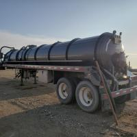 Used Somerset tank trailer for sale in North Dakota