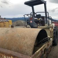 Used IR SD100D 84 inch compactor for sale