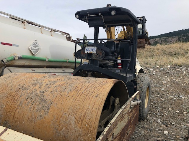 Used Ingersoll Rand SD116DX TF packer for sale