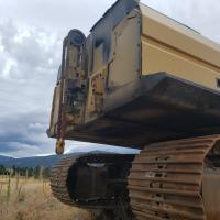 Used Cat 345BL excavator for sale in BC