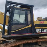 Used Cat 345 excavator for sale