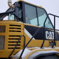 Used 30 ton rock trucks for sale in SK