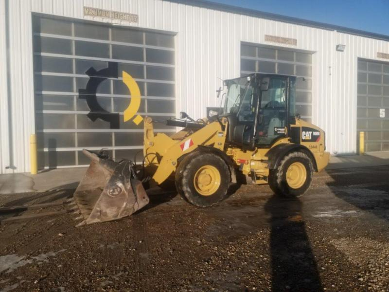 Used Cat 908M wheel loader for sale or rent