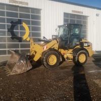 wheel loader rental in SK, MB, AB, BC