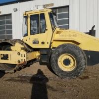 84 inch Bomag compactor for rent in SK