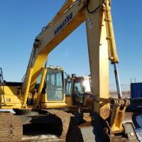 Used Komatsu 20 ton excavators for sale