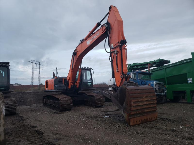 Used Hitachi ZX290 excavators for sale in BC