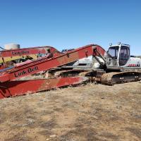 Used Link Belt Excavator For Sale