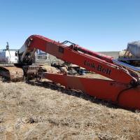 Used Link-Belt excavators for sale in ND