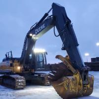 Used 35 ton excavator for sale in AB