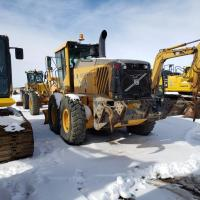 Used Volvo graders for sale in Canada
