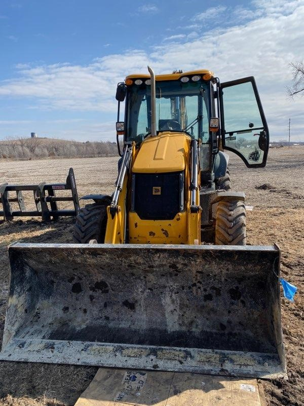 Used JCB Backhoe for sale in ND