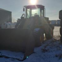 Used wheel loaders for sale in MB