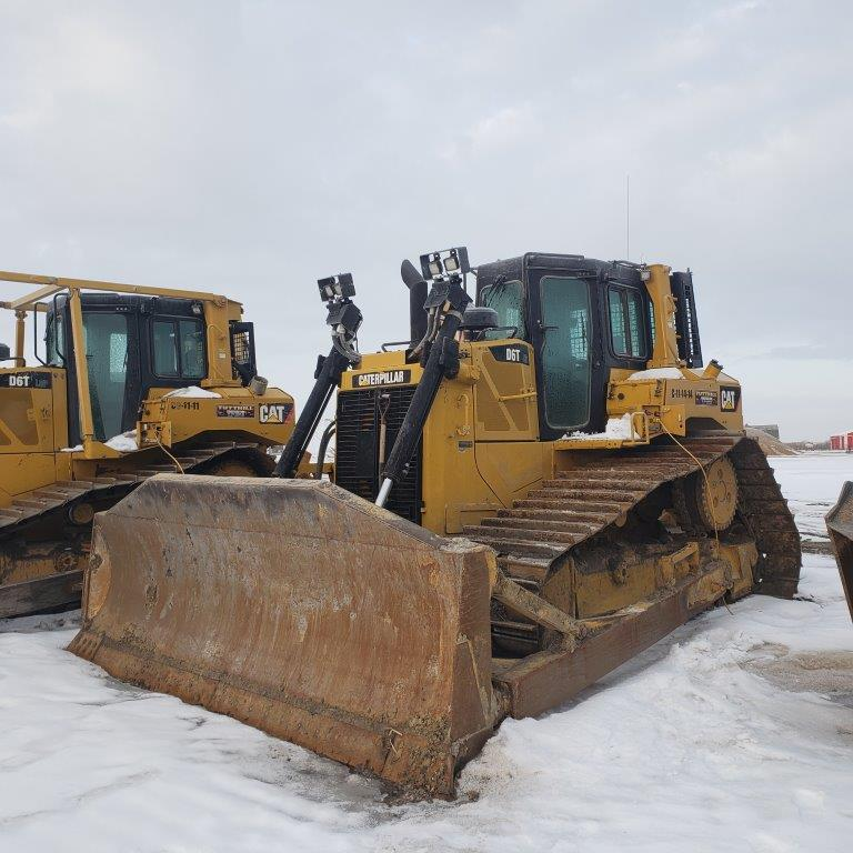 Used Cat D6 dozer for sale in MB