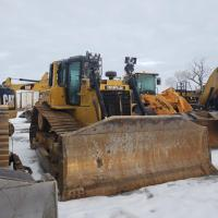 Used Caterpillar D6T for sale