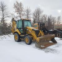 Used backhoe loaders for sale in MB