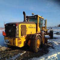 Used Volvo graders for sale in Alberta
