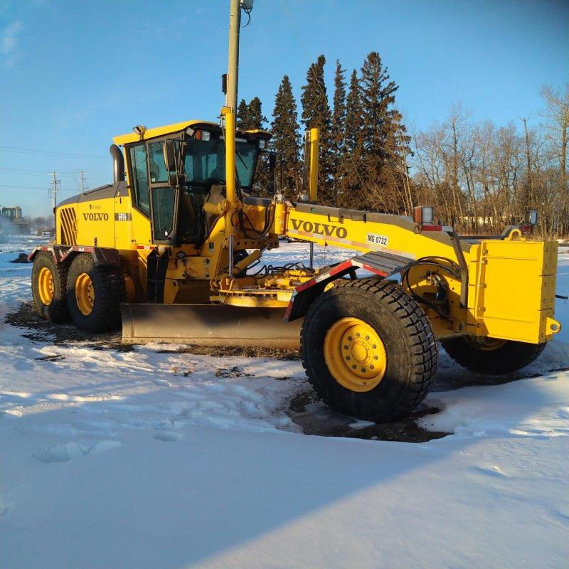 Used G976 motor graders for sale in AB