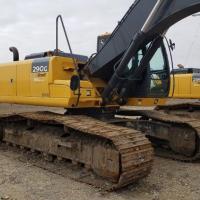 Used John Deere 290G LC excavators