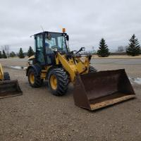 Used compact wheel loaders for sale in North Dakota