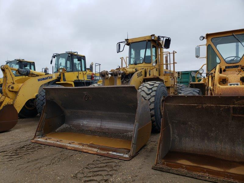 Used 980C loader for sale in ND