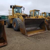 Cat 980C wheel loader for sale